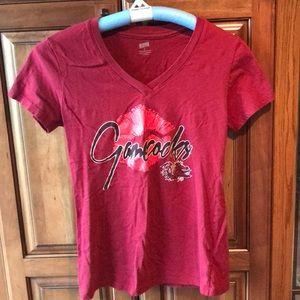South Carolina Gamecocks large side t shirt